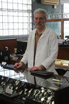 Rhode Island Watch Repair & Sales Owner