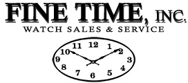 Fine Time Watch Repair & Watch Sales
